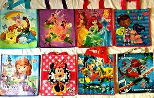 Disney Character Gift / Carry / Shopping / Beach - Bag - Size 32x34x11cm