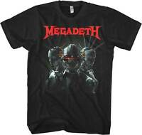 MEGADETH - Dystopia - T SHIRT S-2XL New Official Live Nation Merchandise