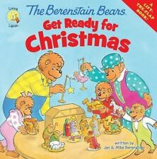 The Berenstain Bears Get Ready for Christmas: A Lift-the-Flap Book
