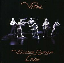 Van der Graaf Generator - Vital (Live) [New CD] Germany - Import