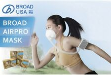 New Listingbroad Airpro Electrical Air Purifying Respirator With Hepa Filter