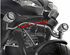 GIVI KIT FARI LED + STAFFE HONDA NC 750 X  2016-2017 GIVI LS1146 + GIVI S321 LED