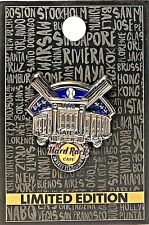 Hard Rock Cafe Yankee Stadium Pin Opening Day 18 NYS New York HRC New LE 101403