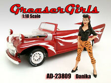 American Diorama 1/18 Figurines Greaser Girl Tiger Danika 23809