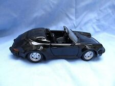 PORSCHE 911 SPEEDSTER 1:24 1989 Maisto Model Car Boxed