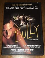 Bully (DVD, 2002) LN Rare OOP Out of Print & Hard to Find HTF