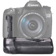 Poignée Grip Batterie pour Appareil Photo Canon EOS 70D 80D BG-E14 / LP-E6