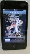2008 Apple iPod Touch 8Gb needs Passcode -cracked screen - As Is