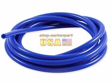 "3MM(1/8"") Blue Universal Silicone Fuel/Air Vacuum Hose/Line/Pipe/Tube 10 FOOT"
