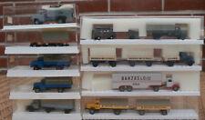 B / Auswahl: 1:87 BREKINA Modellautos LKW´s / TRANSPORTER, Neu mit OVP
