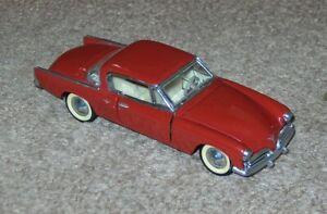 Franklin Mint 1953 Studebaker Commander 1/43 Cars of Fifties Die-Cast B11KE15