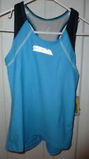 Profile Design Women's Comp Triathlon Tank Pacific Medium New