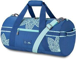 High Sierra Life Is Good Mandala Cargo Bag Vintage Blue/Bermuda Blue124917-8110