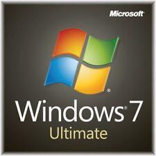 WINDOWS 7 ULTIMATE - (32 y 64 BITS) CON ACTIVACIÓN - MULTILANGUAGE