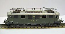 Trix 3 Rail HO Express BLS Switzerland Running Number 255 - Metal Body - (2390)