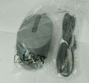 NEW DELL MS3220-GRY Dell Wired Mouse MS3220 Gray laser w/Box