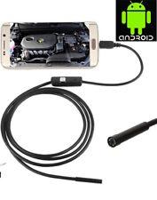 TELECAMERA ENDOSCOPICA ISPEZIONE MICRO USB PER ANDROID CON FUNZIONE OTG 1.5MT