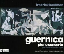 Marc Drobinsky - Guernica Piano Concerto & Other Orchestral Works [New CD] Enhan