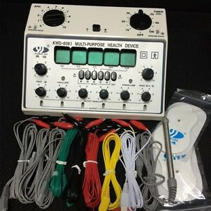 New Electric Acupuncture Stimulator Machine Nerve Muscle Massager Care KWD808