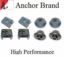 8 PCS Motor & Transmission Mount Kit For Ford F-250 Pickup 272 Engine 1956-1958
