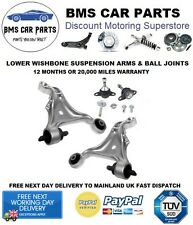 VOLVO S60 V70 FRONT LOWER SUSPENSION WISHBONE CONTROL ARMS & BALL JOINTS KIT