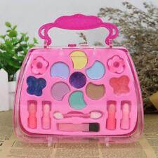 Princess Makeup Set For Kids Cosmetic Girls GIFT Eyeshadow Lip Gloss Blushes UK