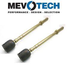 For Chrysler Plymouth Pair Set of 2 Front Inner Tie Rod Ends Mevotech MEV128