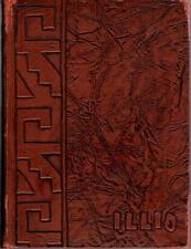 University of Illinois at Urbana Champaign 1943 Illio Yearbook Annual College
