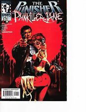 The Punisher/Painkiller Jane #1 Marvel Knights Ennis FREE SHIPPING AVAILABLE!
