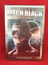 Pitch Black (Dvd, 2004, Director's Cut, Widescreen Edition) *Brand New!*