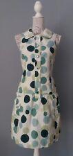 HOSS INTROPIA Kleid Robe Dress Vestido Gr. 38 M