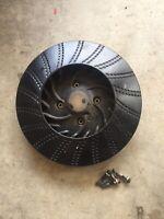 ECHO PB-755H S ST Blower Impeller Fan With Bolts Genuine OEM... Bin M