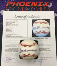 Ted Williams Signed Autograph Auto Official American League Baseball JSA Loa 2