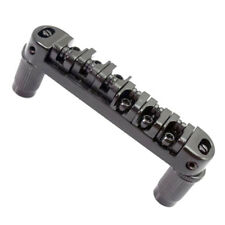 Adjustable Guitar Bridge with Roller Saddles for Les Paul Electric Guitar Parts
