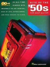 Hits of the '50s for Easy Guitar by Hal Leonard Corp.