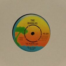 """THE BUGGLES 'THE PLASTIC AGE' UK 7"""" SINGLE"""