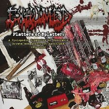 Exhumed - Platters Of Splatter 4 x LP Box Set - SEALED Grind Death Metal Impaled