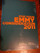 2011 LIFETIME emmy dvd 7SHOW AMANDA KNOX CLIENT LIST TAKEN FROM ME TIFFANY RUBIN