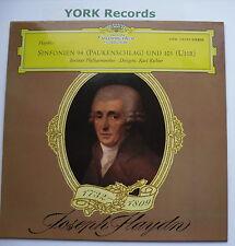 DG 138 782 - HAYDN - Symphonies No 94 & 101 RICHTER Berlin PO - Ex LP Record