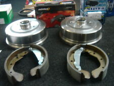 FIAT PUNTO GRANDE PUNTO 1.3D 1.9D MULTIJET REAR BRAKE DRUM REAR BRAKE SHOES