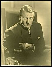 1940's John Wayne Original Portrait Photograph PSA/DNA