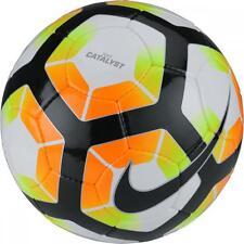 Nike Catalyst 16 FIFA Game Match Soccer Ball SC2968-100 White Orange Size 5
