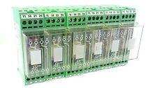 6x Phoenix 2950323 Relaismodul Modul EMG 22-REL/KSR-24/21-21 24VAC/DC 2W 2CO