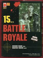 BATTLE ROYALE 15 - PLANET Manga/Panini Comics