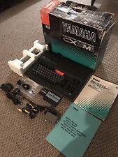 Vintage Yamaha CX5M II 128k Music Computer