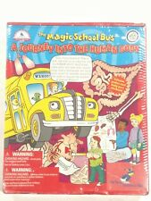 The Young Scientists Club The Magic School Bus: A Journey into the Human Body