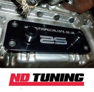 Ford Focus Mk2 ST ST225 Remote Oil Cooler Adaptor Plate Conversion Plate