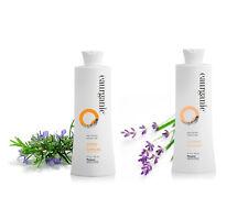Organic Vegan Paraben SLS Sulfate Free Shampoo & Conditioner for Dull Dry Hair