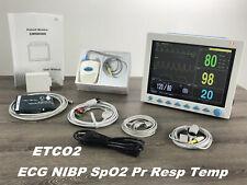 Contec Cms8000 Co2 Vital Signs Icu Patient Monitor Mainstream Etco2 Capnograph