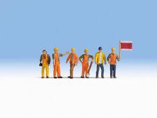 RAIL travailleurs - N GAUGE chiffres Noch 36277 - F1